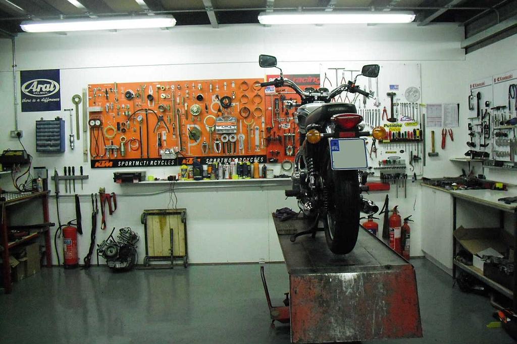 gb motorcycles ltd motorcycle repair service kildare